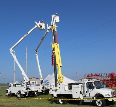 Terex Utilities Celebrates 40 Years of Hands-On Training